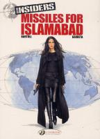 Rayon : Albums (Aventure-Action), Série : Insiders (Anglais) T2, Missiles pour Islamabad