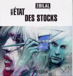 Rayon : Albums (Art-illustration), Série : L'Etat des Stocks, L'Etat des Stocks