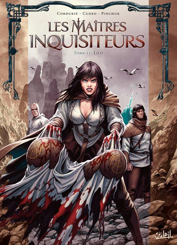 Les Maîtres inquisiteurs (15) : Lilo