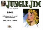 Rayon : Albums (Aventure-Action), Série : Jungle Jim T2, Jungle Jim : 1941