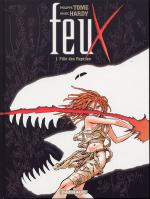Rayon : Albums (Science-fiction), Série : Feux T1, Fille des Reptiles