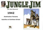 Rayon : Albums (Aventure-Action), Série : Jungle Jim T3, Jungle Jim : 1942