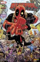 Rayon : Comics (Super Héros), Série : All-New Deadpool T1, Sumus Omnes Deadpool (Couverture 1/2)