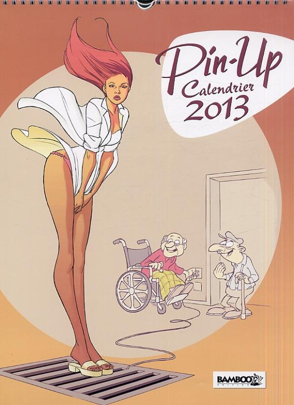 Calendrier Pin Up.Calendrier Pin Up 2013 Bdnet Com