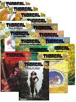 Rayon : Albums (Heroic Fantasy-Magie), Série : Thorgal, Pack Série Thorgal  (33 tomes)
