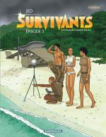Rayon : Albums (Science-fiction), S�rie : Survivants T3, Anomalies Quantiques - �pisode 3