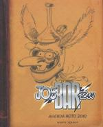 Rayon : Papeterie BD, Série : Joe Bar Team, Agenda Joe Bar Team 2010