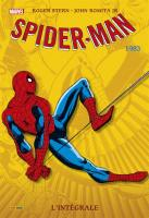 Rayon : Comics (Super H�ros), S�rie : Spider-Man (Int�grale) T32, Spider-Man (Int�grale) : 1983