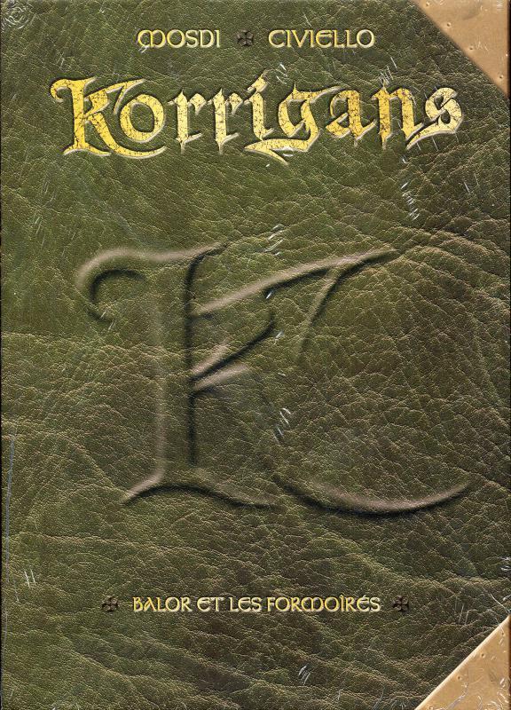 korrigans tome 4 le seigneur du chaos