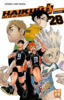 Rayon : Manga (Shonen), Série : Haikyu !! : Les As du Volley T28, Haikyu !! : Les As du Volley