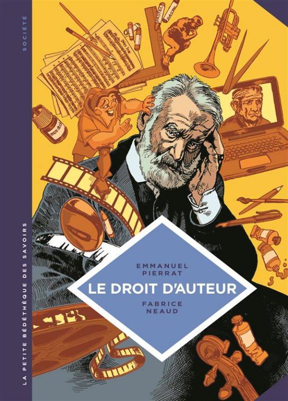 Le Droit d'Auteur - (Fabrice Neaud) - Documentaire ...