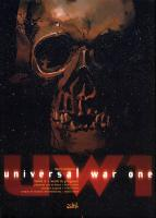 Rayon : Albums (Science-fiction), Série : Universal War One T5, Babel-Noir et Blanc-Tirage Limite 5000ex