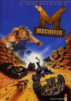 Rayon : Albums (Heroic Fantasy-Magie), Série : Machefer T1, Mâchefer