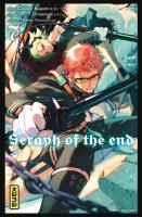 Rayon : Manga (Shonen), Série : Seraph of the End T7, Seraph of the End