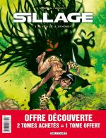 Rayon : Albums (Science-fiction), Série : Sillage, Sillage (Pack Découverte Tomes 1 à 3)