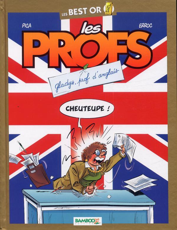 Gladys prof d 39 anglais pica erroc humour bdnet com for Humour anglais