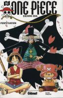 Rayon : Manga (Shonen), Série : One Piece T16, Perpetuation