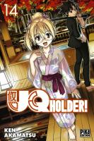Rayon : Manga (Shonen), Série : UQ Holder ! T14, UQ Holder !