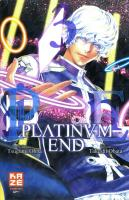 Rayon : Manga (Shonen), Série : Platinum End T3, Platinum End