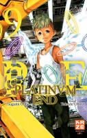 Rayon : Manga (Shonen), Série : Platinum End T9, Platinum End