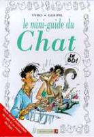 Rayon : Albums (Humour), Série : Mini Guide en BD, Mini Guide des Chats