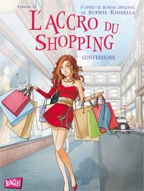 foto de Serie L'Accro du Shopping BDNET COM