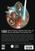 Rayon : Papeterie BD, Série : Star Wars, 100 Cartes Postales Collector