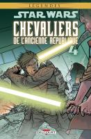Rayon : Comics (Science-fiction), Série : Star Wars : Chevaliers de l'Ancienne République T4, L'Invasion de Taris (Nouvelle Édition)