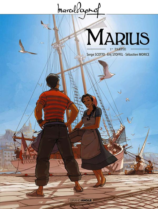 Marcel Pagnol (9) : Marius. 1re partie