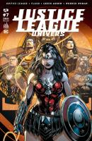 Rayon : Comics (Super Héros), Série : Justice League Univers T7, Justice League Univers