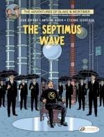 Rayon : Albums (Aventure-Action), Série : Blake et Mortimer (Anglais), L'Onde Septimus (The Septimus Wave)