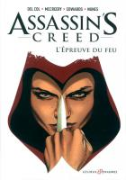 Rayon : Comics (Aventure-Action), Série : Assassin's Creed T1, L'Épreuve du Feu