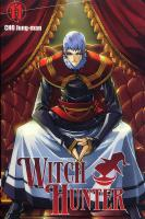 Rayon : Manga (Shonen), Série : Witch Hunter T11, Witch Hunter