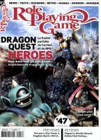 Rayon : Magazines BD (Heroic Fantasy-Magie), Série : Role Playing Game : Tout le RPG T47, Role Playing Game : Octobre - Décembre 2015