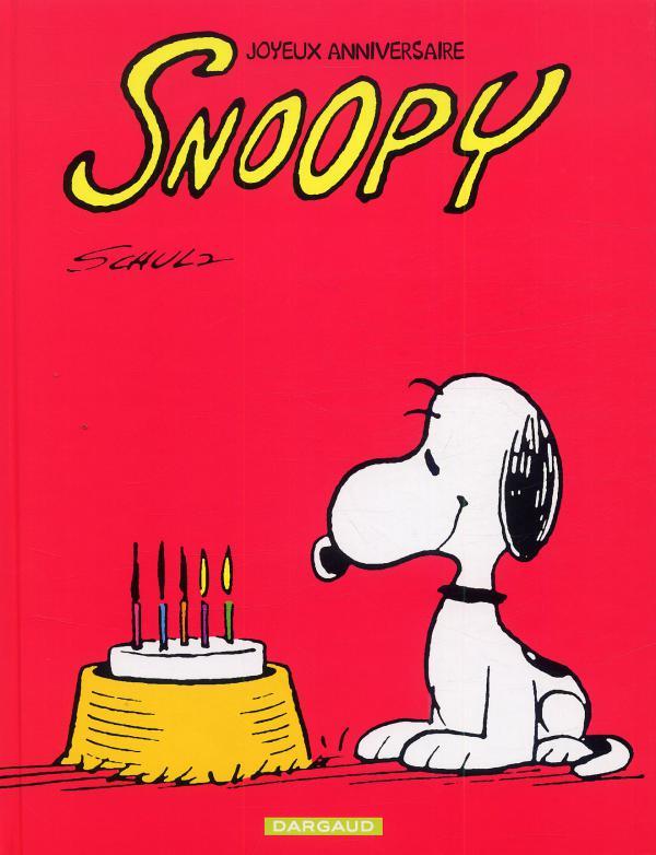 Joyeux Anniversaire Charles M Schulz Humour Bdnet Com