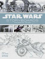 Rayon : Albums (Bio-Biblio-Témoignage), Série : Star Wars Storyboards, Star Wars Storyboards