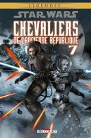 Rayon : Comics (Science-fiction), Série : Star Wars : Chevaliers de l'Ancienne République T7, La Destructrice (Nouvelle Édition)