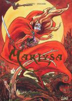 Rayon : Albums (Heroic Fantasy-Magie), Série : Marlysa T1, Marlysa (Intégrale)