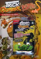 Rayon : Albums (Aventure-Action), Série : Trick Power Battle T2, Trick Power Battle  + 1 Finger Skate