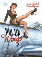 Rayon : Albums (Art-illustration), Série : Pin Up Wings  T2, Pin Up Wing