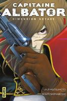 Rayon : Manga (Seinen), Série : Capitaine Albator : Dimension Voyage, Capitaine Albator : Dimension Voyage (Pack Tomes 1 à 3)
