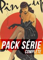 Rayon : Albums (Aventure-Action), Série : Pin-Up, Pack Série Pin Up (10 tomes)