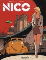 Rayon : Albums (Science-fiction), Série : Nico T3, Coffret Tome 3 + Cale