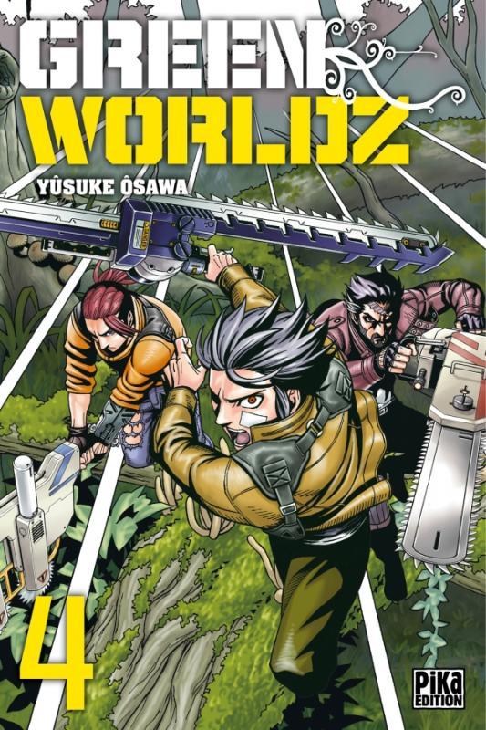 Green Worldz - (Yûsuke Ôsawa) - Seinen [BDNET.COM]