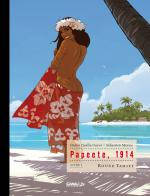 Rayon : Tirages (Policier-Thriller), Série : Papeete 1914 T1, Rouge Tahiti (Tirage de Luxe)