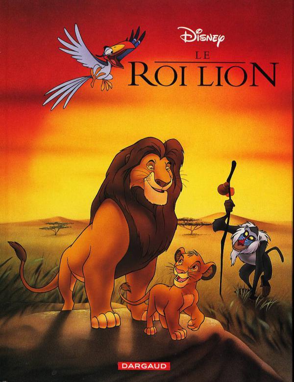 Le roi lion reedition studios disney aventure - Voir le roi lion ...