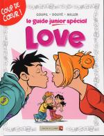 Rayon : Albums (Humour), Série : Les Guides Junior T6, Le Guide Junior Special Love