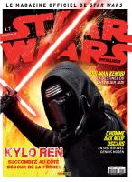 Rayon : Magazines BD (Science-fiction), Série : Star Wars : Insider T7, Star Wars : Insider : Juin / Juillet 2016 (Couverture 2/2)