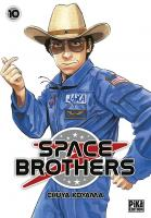 Rayon : Manga (Seinen), Série : Space Brothers T10, Space Brothers