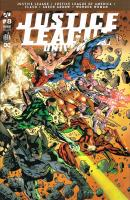 Rayon : Comics (Super Héros), Série : Justice League Univers T8, Justice League Univers